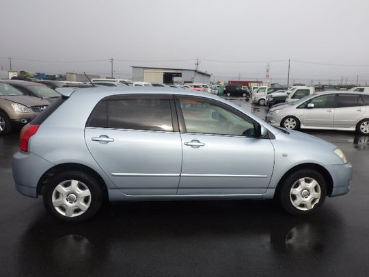 2005 Toyota Allex XS150 WISE Selection
