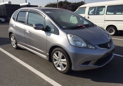 2007 Honda Fit RS