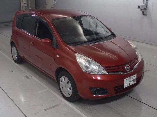 2012 Nissan Note 15X SV