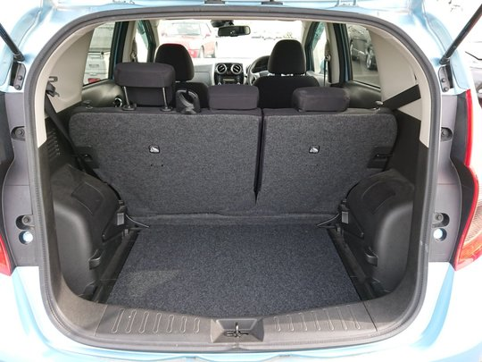 2015 Nissan Note X DIGS V Selection