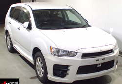 2010/6 Mitsubishi Outlander Roadest 24G