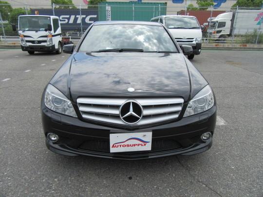 2010/9 Mercedes Benz C200 CGI BE Avantgarde AMG Sport