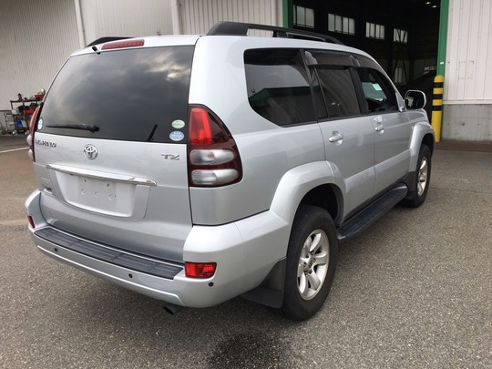 2007 Toyota Land Cruiser Prado TZ-G