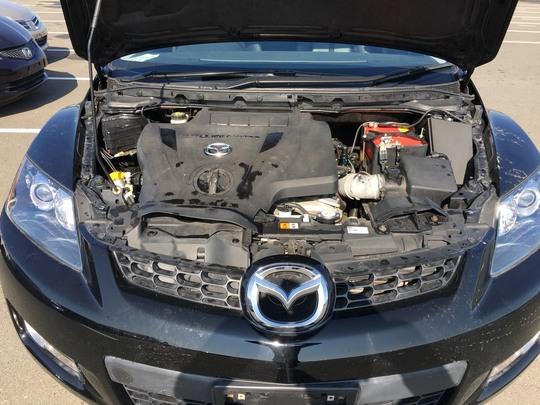 2007 Mazda CX7 Cruising